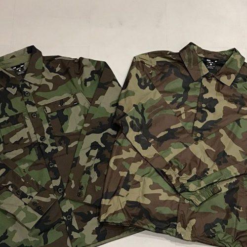 . こんばんは🌝 ABC-MART SPORTS トレッサ横浜店です . あけましておめでとうございます! 今年もABC-MARTSPORTSをどうぞよろしくお願い致します . 本日はNIKEウェアから新作をご紹介します . 以前ご紹介したコーチジャケットからデザインが新しくなって入荷いたしました . . メンズサイズでの展開ですが、女性の方も着ていただけます . 是非店頭にてご試着してみてください . ◇NIKEウェア M SB ERDL AH5506-222 ¥9,500+tax ・ ・ M SB ERDL FLEX 941618-222 ¥9,000+tax .