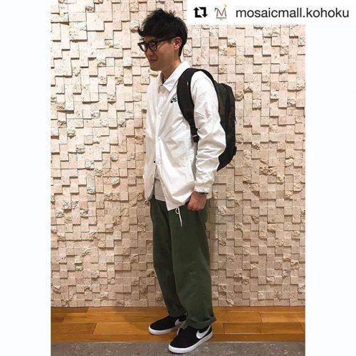 @mosaicmall.kohoku with @get_repost ・・・ スタッフおすすめスプリングコレクション 【1階】ABCマートスポーツ