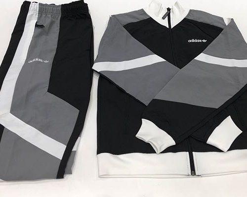 . こんばんわ★ ABC-MART SPORTS LECT店です️ . 本日はADIDASから新作ウェアのご紹介をさせていただきます! EQT JACKET PANTSは とても軽量で着やすい素材感となってます 軽めの運動などされる方にもおススメですし普段で着られるファッション性抜群のウェアとなってます!! ぜひ店頭にてご試着してみてください . ※お取り扱いない店舗もございます。ご了承ください。 . ◇ADIDASウェア DH5201 M EQT JACKET ¥13,000+tax . DH5206 M EQT WD PANTS ¥12,000+tax .
